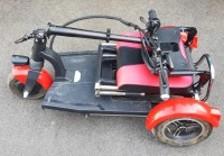 scooter électrique occasion
