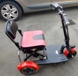 scooter handicapé pliable occasion